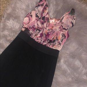 Ruffle top/pencil skirt Dress
